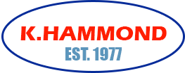 Logo | K. Hammond of Sittingbourne, Kent